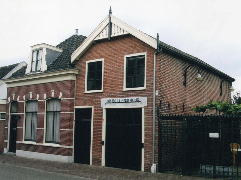 Bollenschuur Dorpsstraat