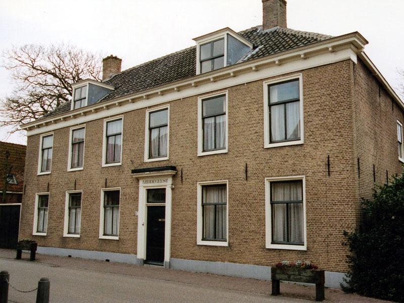Middegeest Dorpsstraat