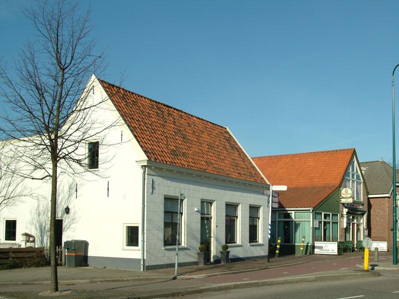 Tolhuisje Dorpsstraat
